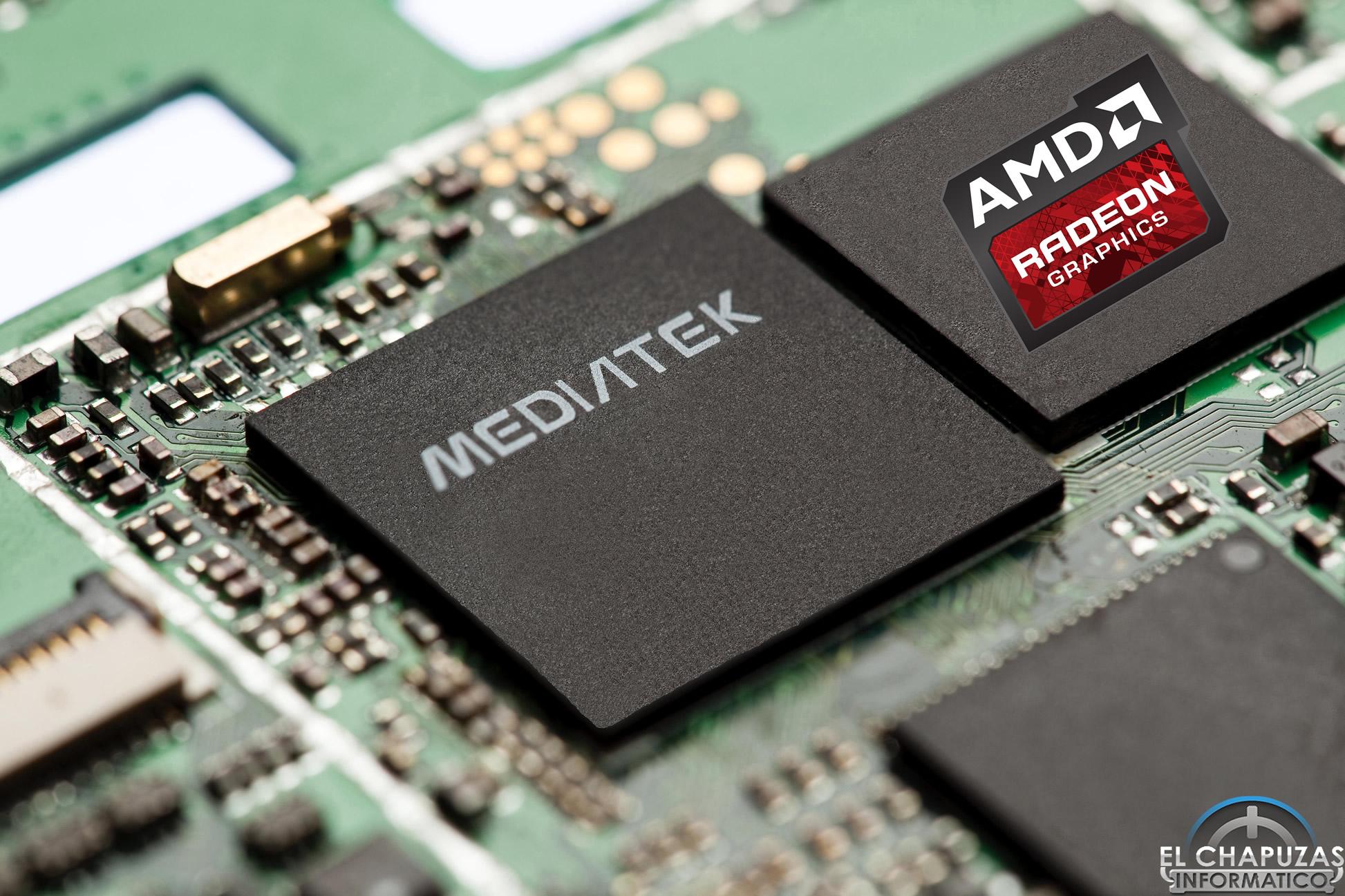 Mediatek y AMD