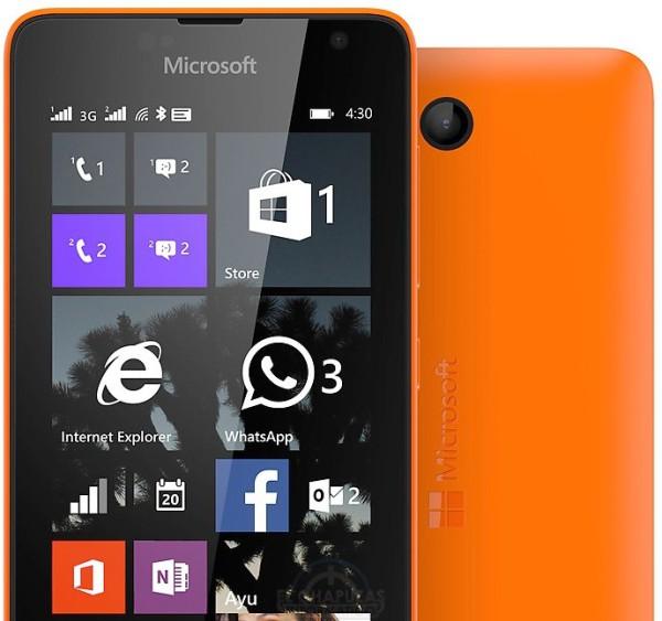 Microsoft Lumia 430 (1)