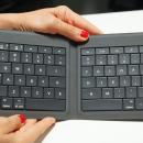 #MWC – Microsoft Universal Foldable Keyboard: Teclado plegable