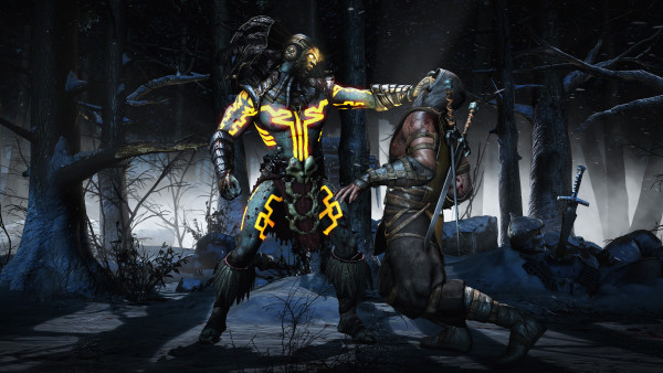Mortal Kombat X Fatalities