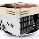 Noctua NH-L9x65 y NF-A6x25: Disipador y ventilador de perfil bajo