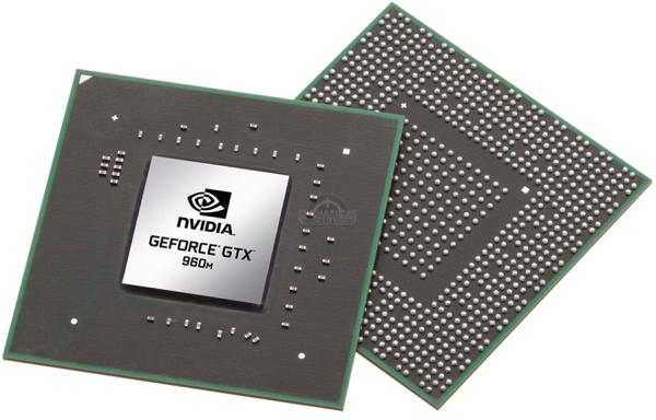 Nvidia GeForce GTX 960M