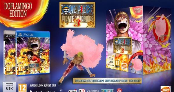 One Piece Pirate Warriors 3 Edición Coleccionista