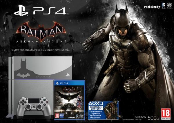 PlayStation 4 Batman Arkham Knight (1)