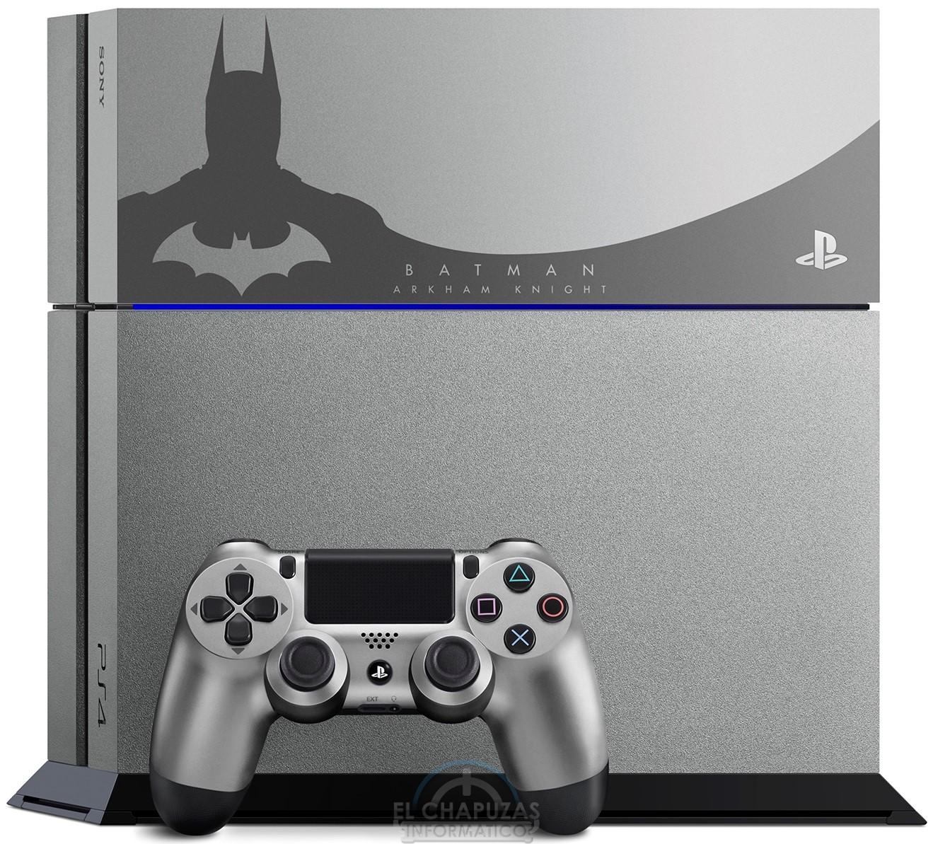 PlayStation 4 Batman Arkham Knight (2)
