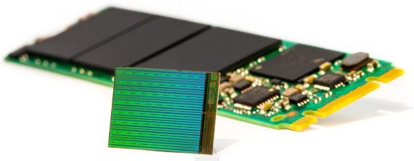 SSD Intel 3D NAND Flash (2)