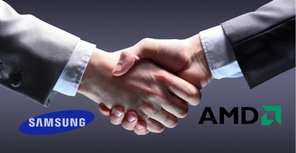 Samsung & AMD