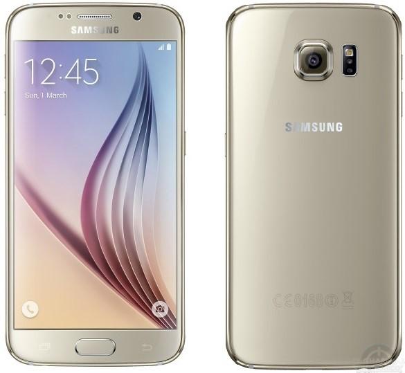 Samsung Galaxy S6 oficial