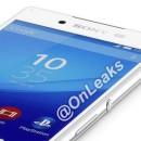 Sony Xperia Z4 filtrado en imagen, pocas novedades
