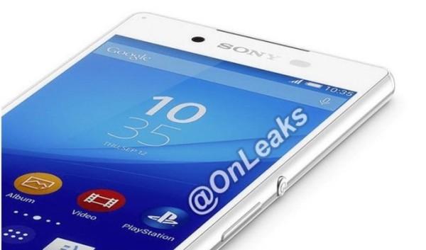 Sony Xperia Z4 filtracion
