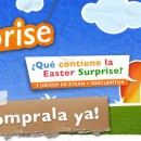 Square Enix: Easter Surprise, 5 juegos sorpresa por 5.49€