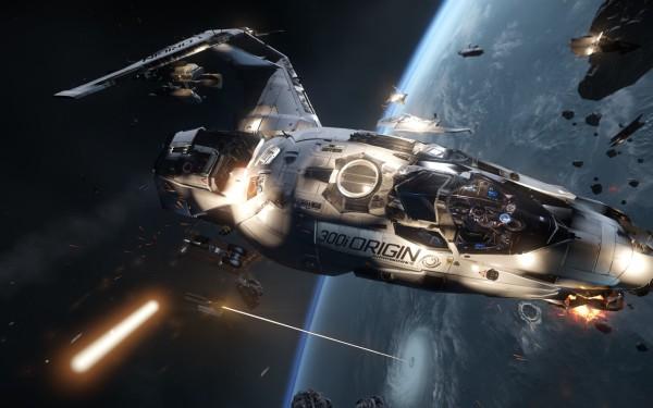 Star Citizen - Sistema de daños