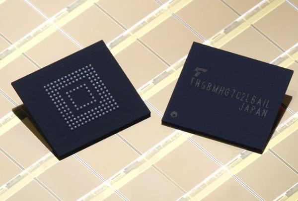 Toshiba NAND Flash eMMC 5.1
