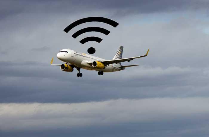 Vueling WiFi
