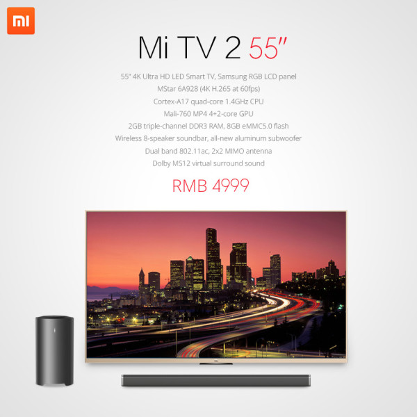 Xiaomi Mi TV 2 55 (1)