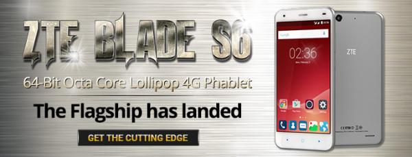 ZTE Blade S6 Oficial