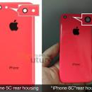 Primera supuesta imagen del iPhone 6C, vuelve el plástico