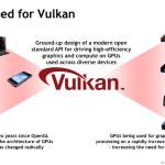 Vulkan será la API gráfica de Android