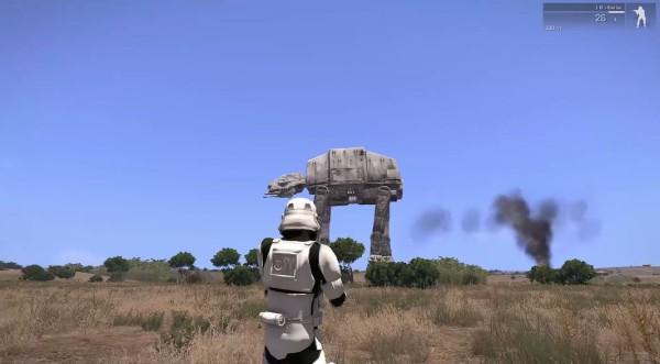 Arma 3 - mod Star Wars