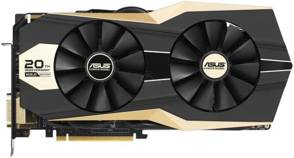 Asus GeForce GTX 980 20th Anniversary Gold Edition (1)