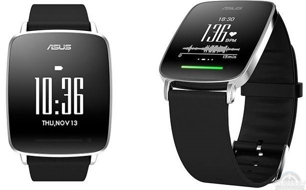 Asus VivoWatch: El Smartwatch que te dará 10 días de autonomía
