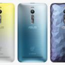 El Asus ZenFone 2 llegará a EEUU con nuevos diseños