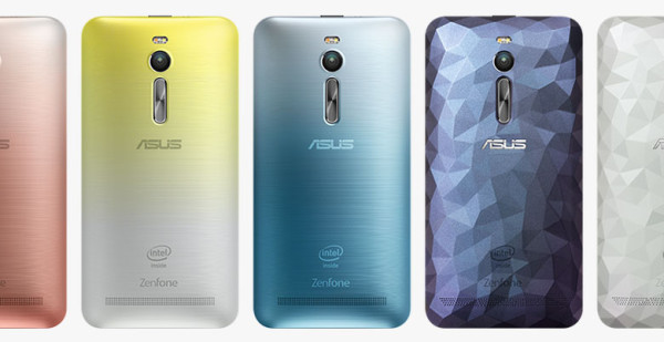 Asus ZenFone 2 EEUU