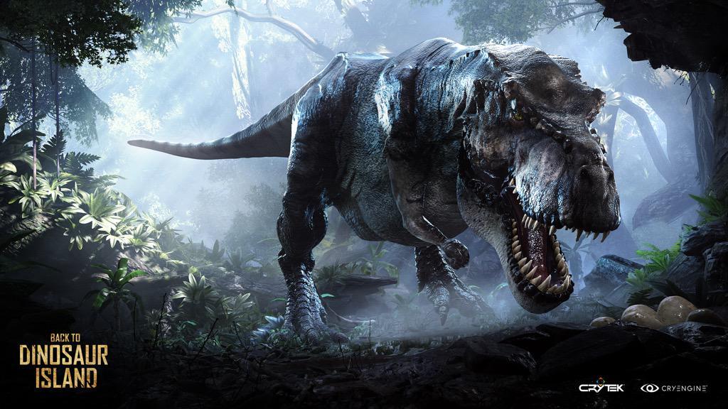 Crytek - Back to Dinosaur Island