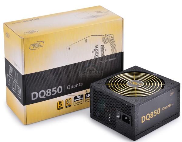 DeepCool Quanta DQ850 (1)