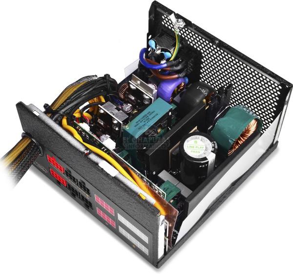 DeepCool Quanta DQ850 (2)