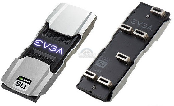 EVGA Pro SLI Bridge V2 4-Way SLI