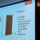 Elephone Vowney: 5.5″ 2K, MT6795, 4GB RAM, 20.7 MPX y Android 5.1 o Windows 10
