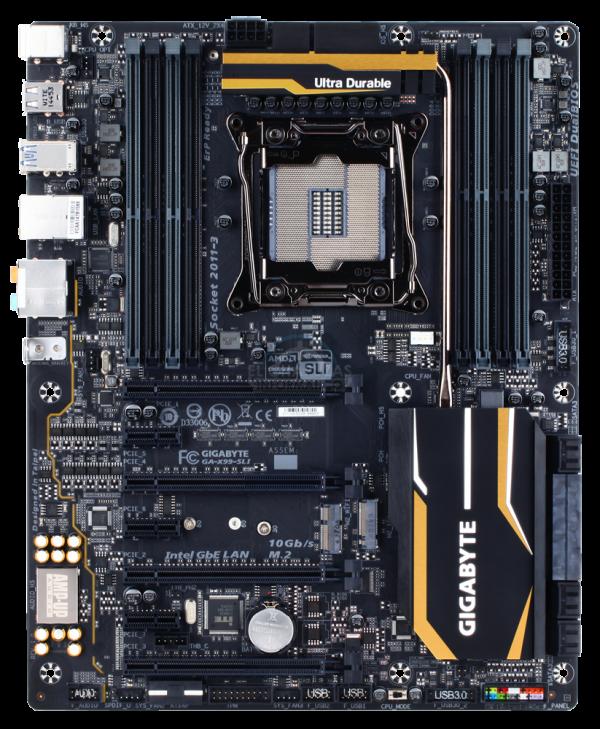 Gigabyte X99-SLI (1)