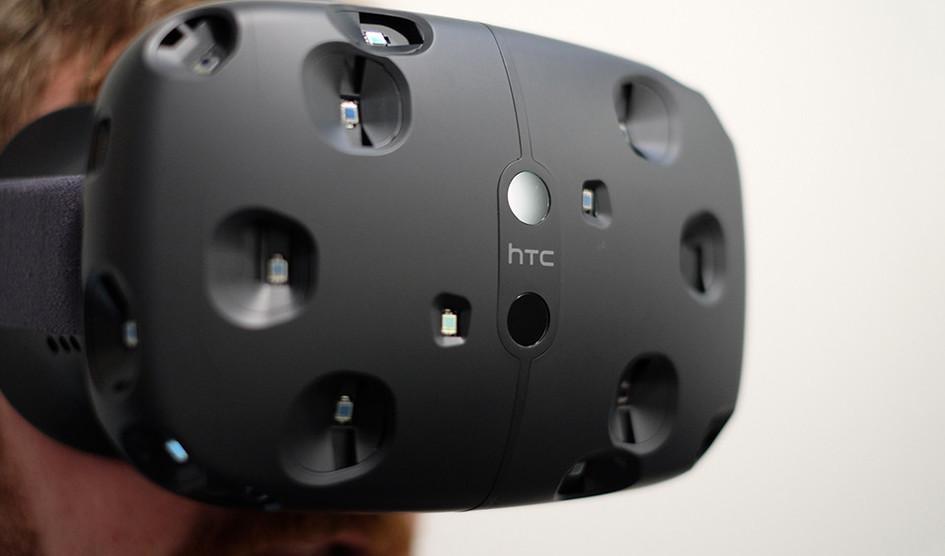 HTC Vive VR (2)