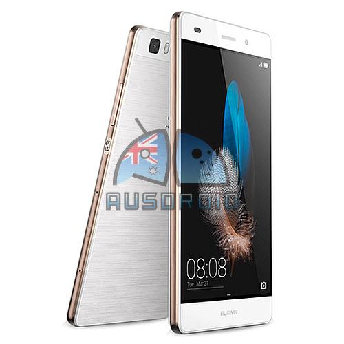 Huawei P8 Lite Render