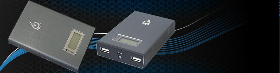 Mini-Review: IntoCircuit PC11200 (Power Bank)