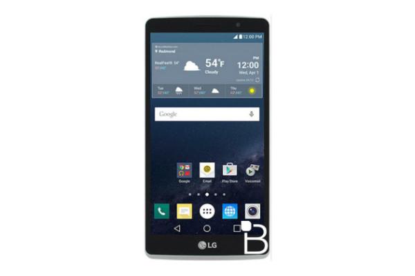 LG G4 Stylus Render