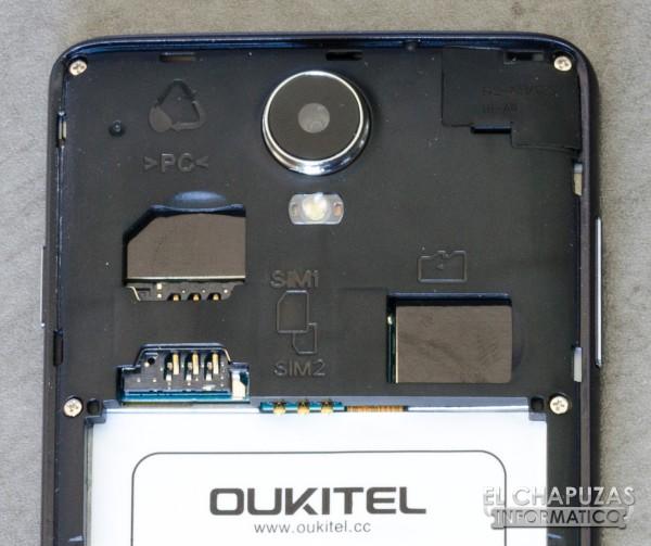 Oukitel Original Pure 12
