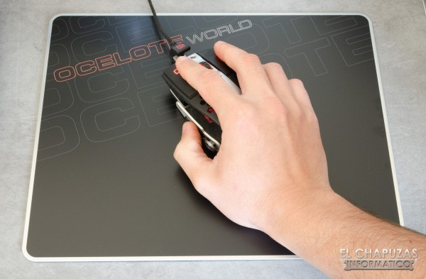 Ozone OceloteWorld Mousepad 08
