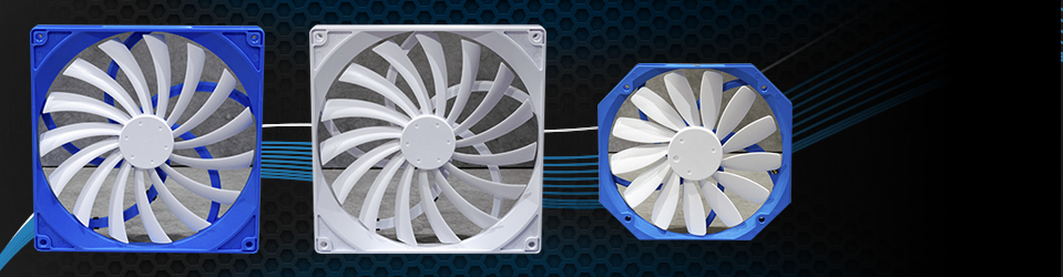Review: SilverStone SuperSlim Fans