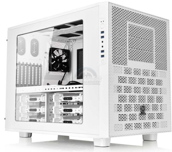 Thermaltake Core X9 Snow Edition (2)