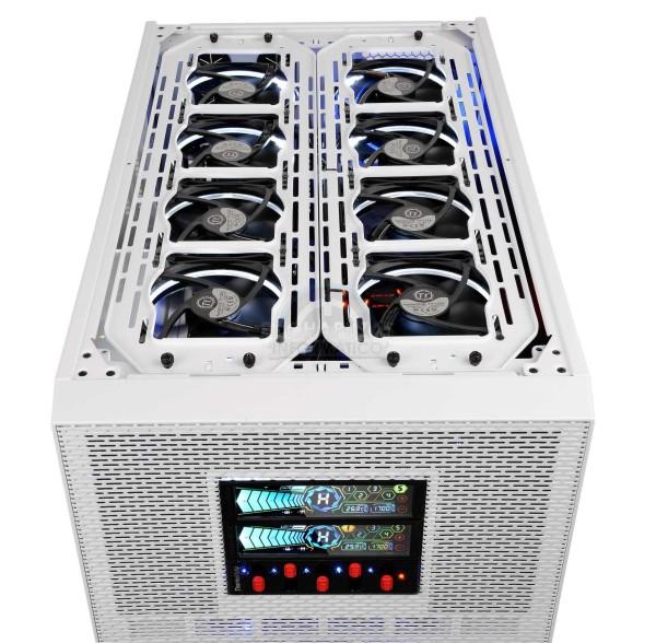 Thermaltake Core X9 Snow Edition (5)