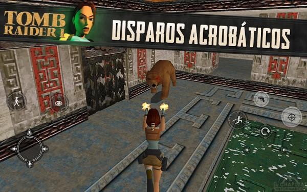Tomb Raider Android