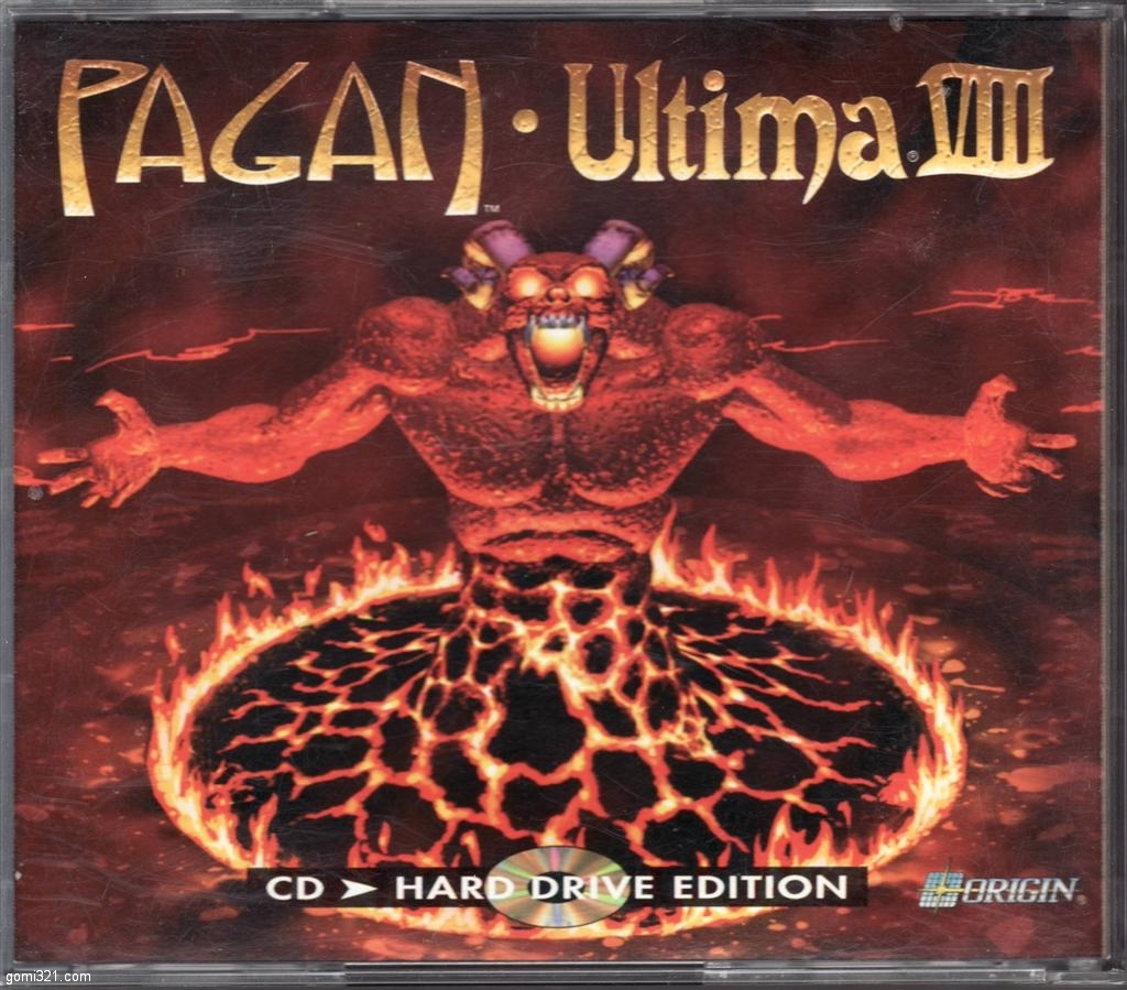 Ultima VIII Pagan