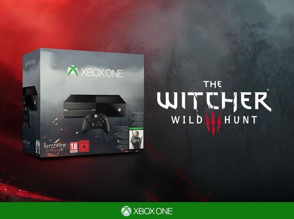 Xbox One The Witcher 3