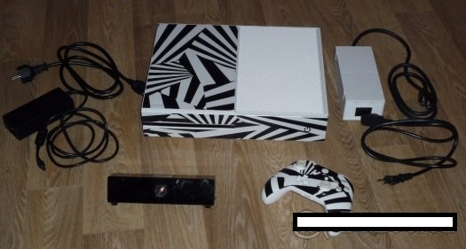 Xbox Zebra (5)