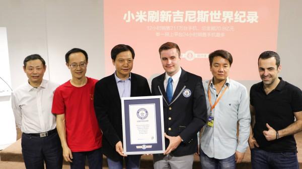 Xiaomi Guinness World Record (2)
