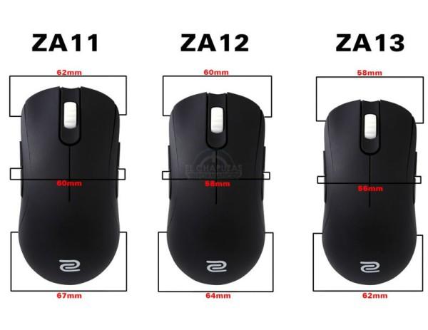 Zowie ZA11, Zowie ZA12 y Zowie ZA13 (2)