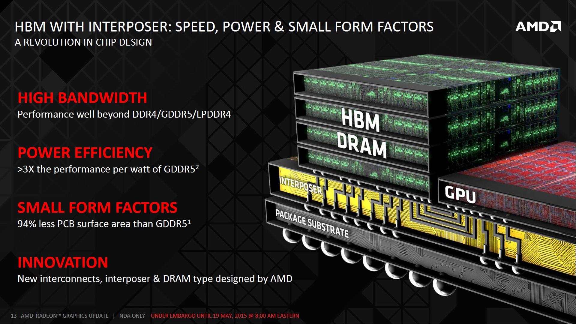 AMD HBM 13