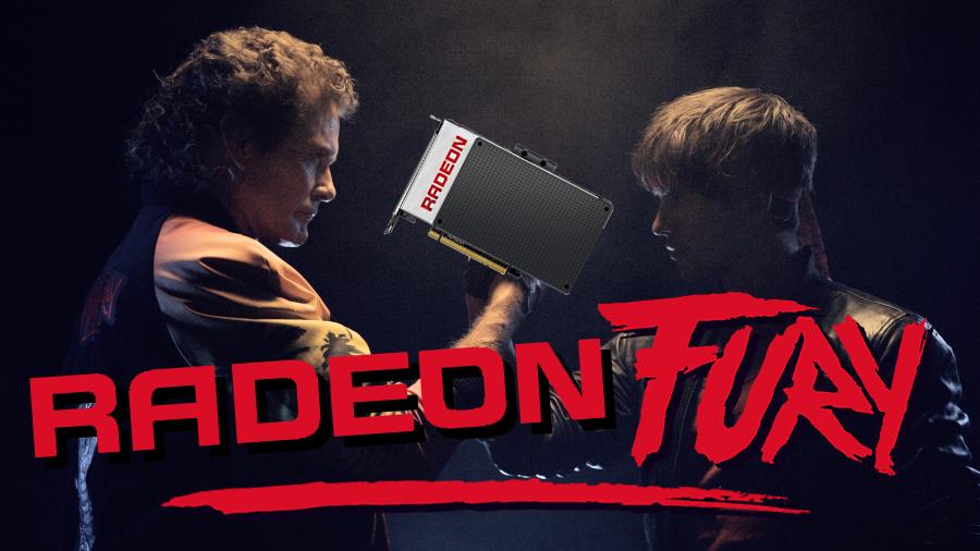 AMD Radeon Fury a prueba bajo OpenCL